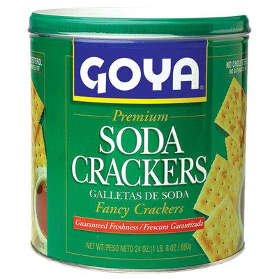 Goya® Soda Crackers
