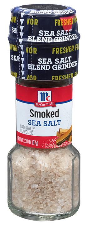McCormick® Smoked Sea Salt Grinder