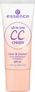 Essence All-In-One CC Cream Clear & Correct