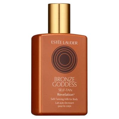 Estée Lauder Bronze Goddess Self-Tan Golden Perfection Self-Tanning Milk for Body