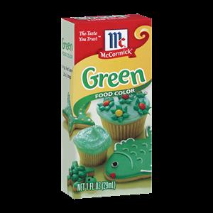 McCormick® Green Food Color