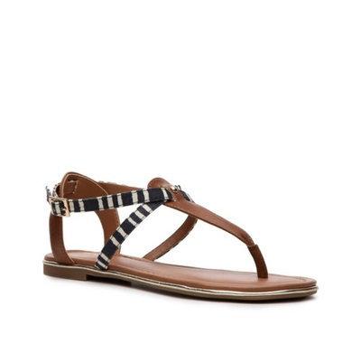 Mix No. 6 Avesa Striped Flat Sandal [width : B]