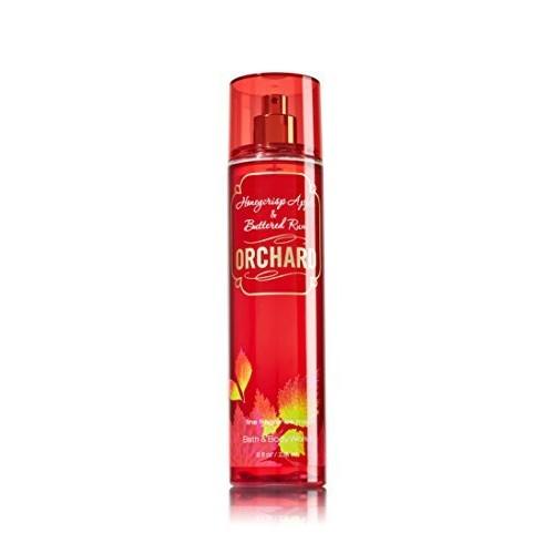 Bath & Body Works® ORCHARD Honeycrisp Apple & Buttered Rum Fine Fragrance Mist