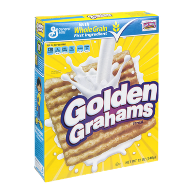 General Mills Golden Grahams Cereal