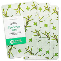 Etude House Take Care of My Skin Mask 3ea (Tea Tree)