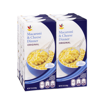 Ahold Macaroni & Cheese Dinner - 6 CT