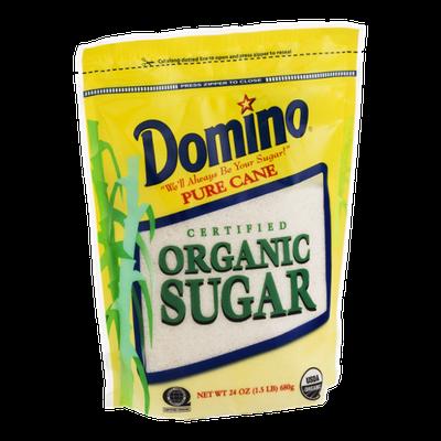 Domino Organic Pure Cane Sugar