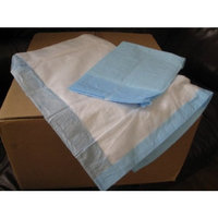 Trademark Supplies Thick 28 Gram Puppy Wee Wee Housebreaking Training Underpads 17x24 Chux 600/case