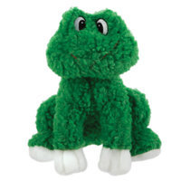 ToyShoppeA Talking Frog Dog Toy