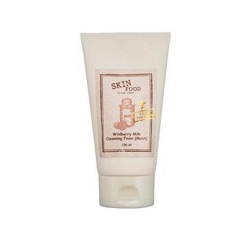 Skin Food Wildberry Milk Cleansing Foam (Moist)150ml