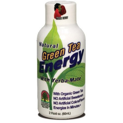 Nature's Answer Green Tea Energy, 2 Ounce (Pack of 12)