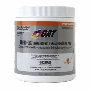 GAT Adenoflex Hematogenic & Mass Enhancing Powder, Melonberry, 10.6 oz