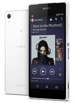 Sony Xperia Z2a D6563 4G 16GB White Unlocked Mobile Phone