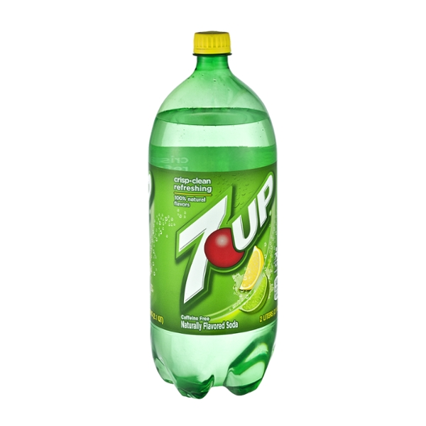 7-Up Caffeine Free Naturally Flavored Soda