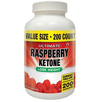 PhytoGenix Raspberry Ketone Pills, Caplets