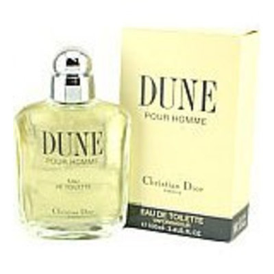 Dune By Christian Dior For Men. Aftershave 3.4 Ounces