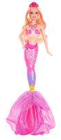 Mattel Girls Barbie - The Pearl Princess - Mermaid Pearl Princess Lumina Doll