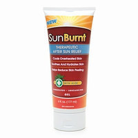 SunBurnt Therapeutic After Sun Relief Gel with Aloe