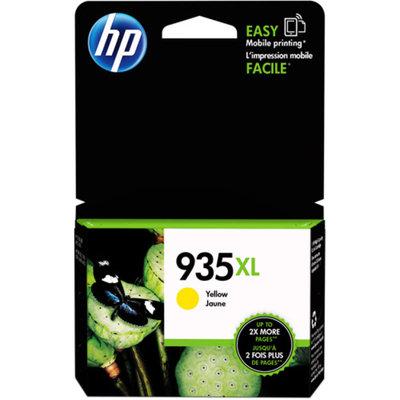 HP 935 XL High-Yield Yellow Ink Cartridge