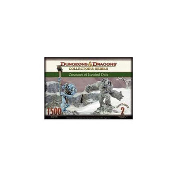 Gale Force 9 71026 Dungeons And Dragons Creatures Of Icewind Dale 2 Miniature Games