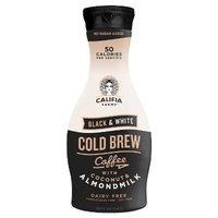 Califia Farms® Black & White Cold Brew Coffee with Almondmilk Unsweetened 48 Fl Oz