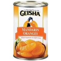 Geisha Mandarin Oranges Whole Segments in Light Syrup - 24 Pack