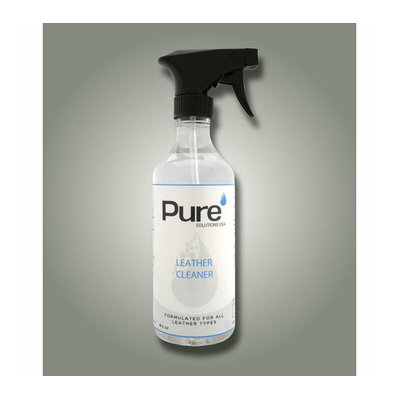Pure by Leather Techs Pure Solutions USA Professional Leather Cleaner