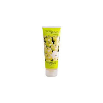 Desert Essence 44151 Green Apple & Ginger Body Wash