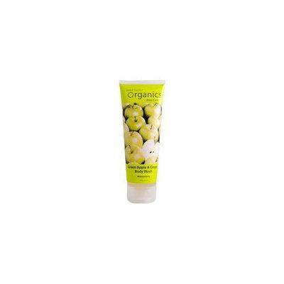 Desert Essence 44151 Green Apple & Ginger Body Wash
