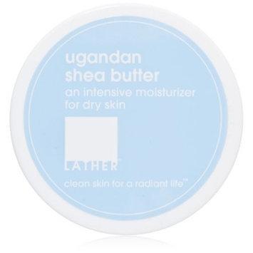 Lather HER Ugandan Shea Butter Dry Skin Treatment, 1.8-Ounce Jar