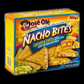 Jose Ole Nacho Bites Chicken & Cheese