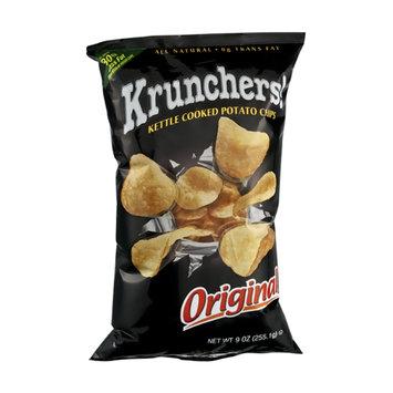 Krunchers Original Kettle Cooked Potato Chips