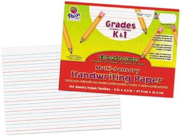 Pacon 2471 Multi-Sensory Raised Ruled Paper