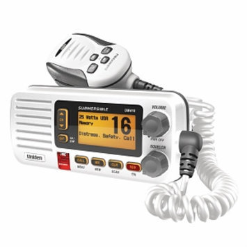 Uniden Um415 Oceanus D Marine Radio, White, 1 ea