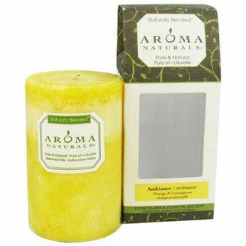 Aroma Naturals Pillar Candle