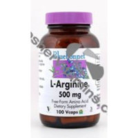 Acetyl L-Carnitine 500mg Bluebonnet 60 VCaps