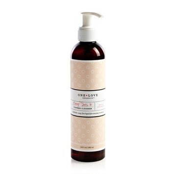 One Love Organics Easy Does It Foaming Cleanser 8.8 oz.
