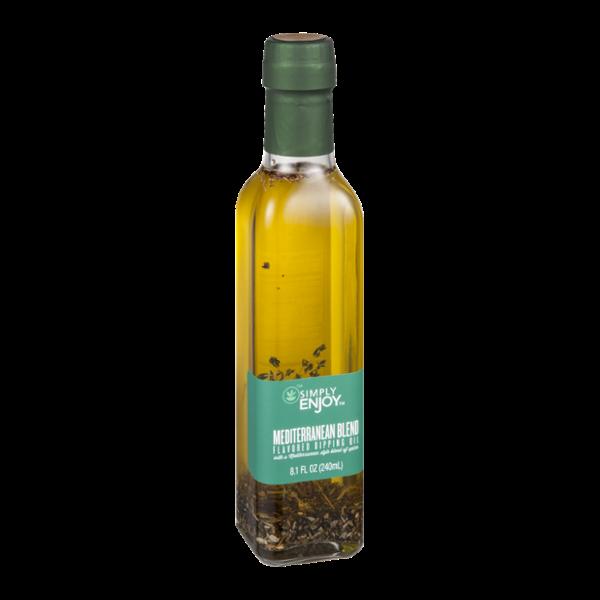 Ahold Simply Enjoy Dipping Oil Mediterranean Blend