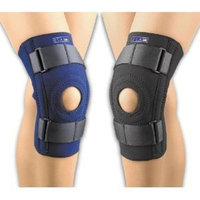 Fla Orthopedics FLA Safe-T-Sport Sports Neoprene Knee Support Brace XXX-Large Navy