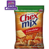 Chex Mix Cheddar Snack