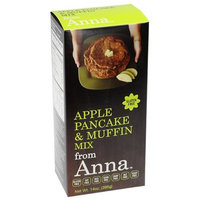 Breads from Anna, Apple Pancakes & Muffins Mix, 14-Ounce