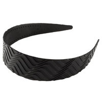 Smoothies 3D Wave Headband - Black 01334