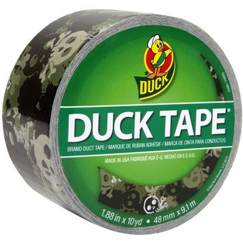Shurtech Patterned Duck Tape 1.88