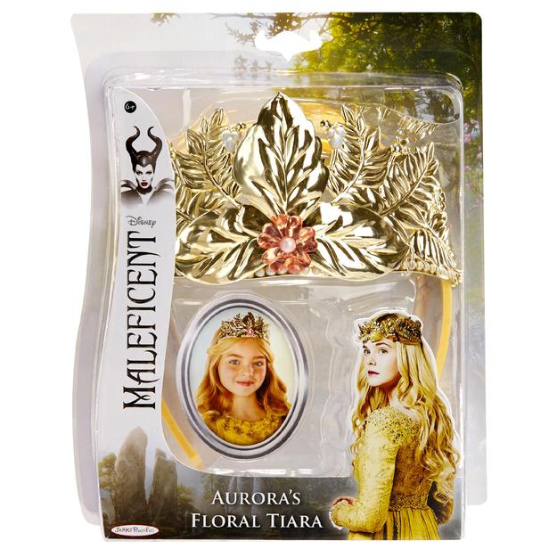 Creative Designs Aurora's Tiara - Gold