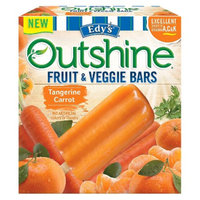 Outshine 6ct Tangerine Carrot Fruit and Veggie Bars