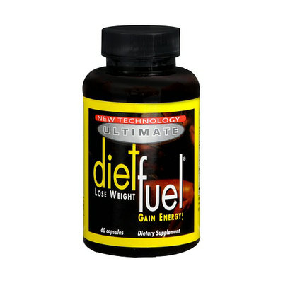 Twinlab Diet Fuel Ultimate Dietary Supplement Capsules