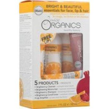Juice Organics Bright & Beautiful Kit, 7 Fl. Ozs. Box