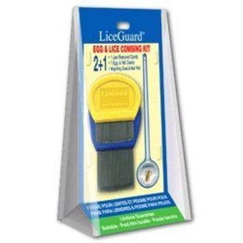 ARR HEALTH TECHNOLOGIES INC. LiceGuard Lice & Egg Combing Kit