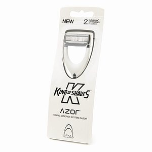 King of Shaves For Men Azor Pola Razor