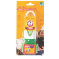 Doskocil Manufacturing Arm And Hammer Disposable Waste Bags/ Dispenser Bone